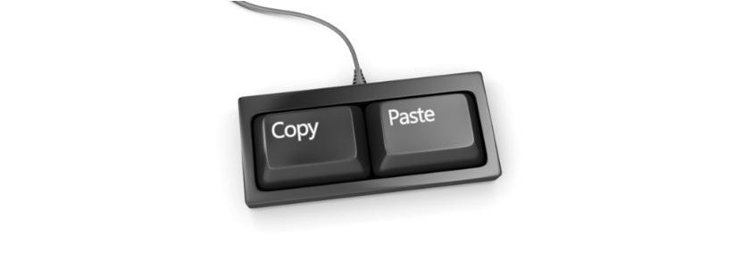trucos copy paste