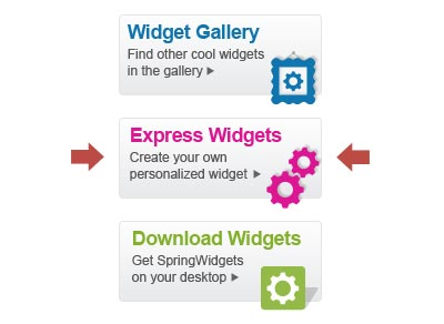 Crea tu propio Widget personalizado